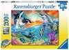 Ocean Wildlife Puslespil;Puslespil for børn - Ravensburger