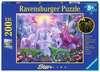 Magische Einhornnacht Puzzle;Kinderpuzzle - Ravensburger