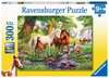 Horses by the Stream Jigsaw Puzzles;Children s Puzzles - Ravensburger