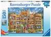 Cutaway Castle Puslespill;Barnepuslespill - Ravensburger