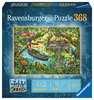 EXIT Puzzle Kids Die Dschungelexpedition Puzzle;Kinderpuzzle - Ravensburger