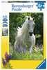 Horse in Flowers Puslespil;Puslespil for børn - Ravensburger