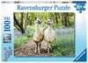 Llama Love                100p Puslespil;Puslespil for børn - Ravensburger