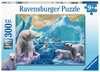 Polar Bear Kingdom        300p Puslespil;Puslespil for børn - Ravensburger