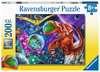 Dino s in de ruimte Puzzels;Puzzels voor kinderen - Ravensburger