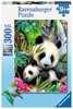 Puzzle 300 p XXL - Charmants pandas Puzzle;Puzzle enfant - Ravensburger