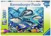 Smiling Sharks Jigsaw Puzzles;Children s Puzzles - Ravensburger