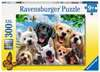 Delighted Dogs XXL 300pc Puslespill;Barnepuslespill - Ravensburger