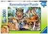 Vrolijke dino s Puzzels;Puzzels voor kinderen - Ravensburger