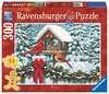 Cardinals at Christmas Jigsaw Puzzles;Adult Puzzles - Ravensburger
