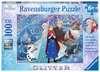 Frozen - Glitzernder Schnee Puzzle;Kinderpuzzle - Ravensburger