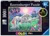 Einhörner im Mondschein Puzzle;Kinderpuzzle - Ravensburger