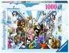 DreamWorks Familie auf Reisen Puzzle;Erwachsenenpuzzle - Ravensburger