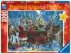 Packing the Sleigh Jigsaw Puzzles;Adult Puzzles - Ravensburger