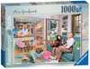 At our Grandparents, 1000pc Puzzles;Adult Puzzles - Ravensburger