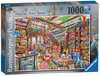 The Fantasy Toy Shop, 1000pc Puslespil;Puslespil for voksne - Ravensburger