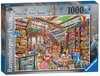 The Fantasy Toy Shop, 1000pc Puslespil;Puslespil for voksne - Ravensburger