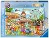 Best of British - The Fairground, 1000pc Puzzles;Adult Puzzles - Ravensburger