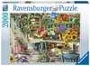 Gardener s Paradise Jigsaw Puzzles;Adult Puzzles - Ravensburger