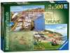 Picturesque Yorkshire 2x500pc (Whitby & Runswick Bay) Puzzles;Adult Puzzles - Ravensburger