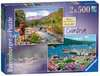 Picturesque Cumbria, 2x500pc Puzzles;Adult Puzzles - Ravensburger