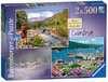 Picturesque Cumbria, 2x500pc Puzzles;Adult Puzzles - Ravensburger