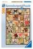 Vintage Flora Jigsaw Puzzles;Adult Puzzles - Ravensburger