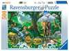 Jungle Harmony / Harmonie de la jungle Puzzle;Puzzles adultes - Ravensburger