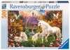 Zauberhafte Einhörner Puzzle;Erwachsenenpuzzle - Ravensburger