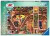 La Bibliothèque Fantastique Puzzles;Puzzles pour adultes - Ravensburger