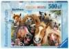 S koňmi 500 dílků 2D Puzzle;Puzzle pro dospělé - Ravensburger