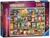 Vintage Travel, 500pc Puzzles;Adult Puzzles - Ravensburger