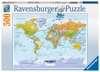 Weltkarte, politisch Puzzle;Erwachsenenpuzzle - Ravensburger
