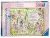 Flower Fairies, 500pc Puzzles;Adult Puzzles - Ravensburger