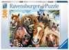 Pferde Selfie Puzzle;Erwachsenenpuzzle - Ravensburger