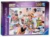 Happy Days at Work - The Hairdresser, 500pc Puzzles;Adult Puzzles - Ravensburger