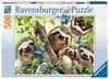 Faultier Selfie Puzzle;Erwachsenenpuzzle - Ravensburger