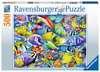 TROPIKALNY RUCH PODOWODNY 500EL Puzzle;Puzzle dla dzieci - Ravensburger
