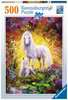Unicorn and Foal Puslespil;Puslespil for voksne - Ravensburger