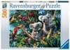Puzzle 500 p - Koalas dans l arbre Puzzle;Puzzle adulte - Ravensburger