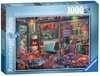 The Weaver s Workshop, 1000pc Puzzles;Adult Puzzles - Ravensburger