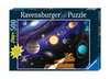 Puzzle 500 p Star Line - Le système solaire Puzzle;Puzzle adulte - Ravensburger