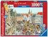 Fleroux - München, cities of the world Puzzels;Puzzels voor volwassenen - Ravensburger