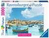 Mediterranean Malta Puzzle;Puzzle da Adulti - Ravensburger