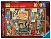 The Artist s Cabinet, 1000pc Puzzles;Adult Puzzles - Ravensburger