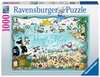 Sheepworld unter dem Meer Puzzle;Erwachsenenpuzzle - Ravensburger