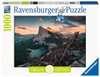 Tramonto in montagna Puzzle;Puzzle da Adulti - Ravensburger