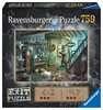 EXIT Im Gruselkeller Puzzle;Erwachsenenpuzzle - Ravensburger