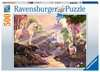 The Magic River, 500pc Puslespil;Puslespil for voksne - Ravensburger