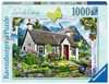 Country Cottage Collection - Lochside Cottage, 1000pc Puzzles;Adult Puzzles - Ravensburger
